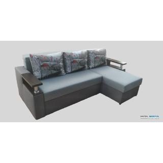 Купить угловой диван Люкс