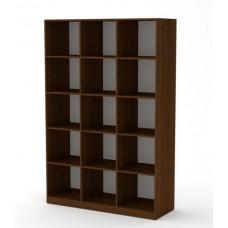 Книжный шкаф КШ - 3 Компанит