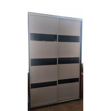 Шкаф-купе шириной 150 см высотой 240 см глубиной 60 см
