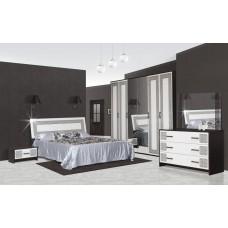 Спальня Бася Новая (Олимпия) Свит Меблив