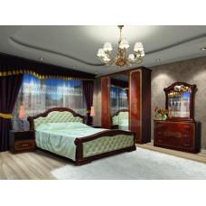 Спальня Венеция Новая пино орех