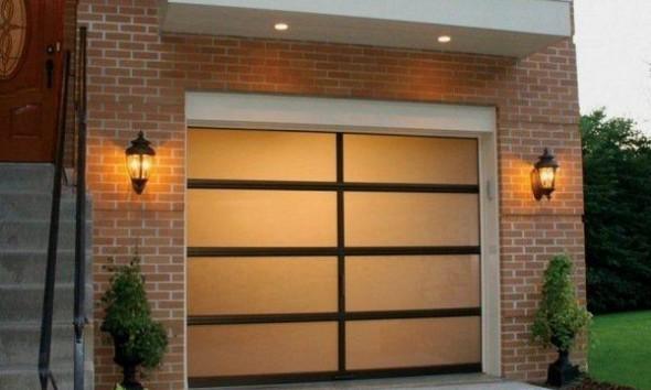 Гаражные двери являются важной частью внешнего дизайна